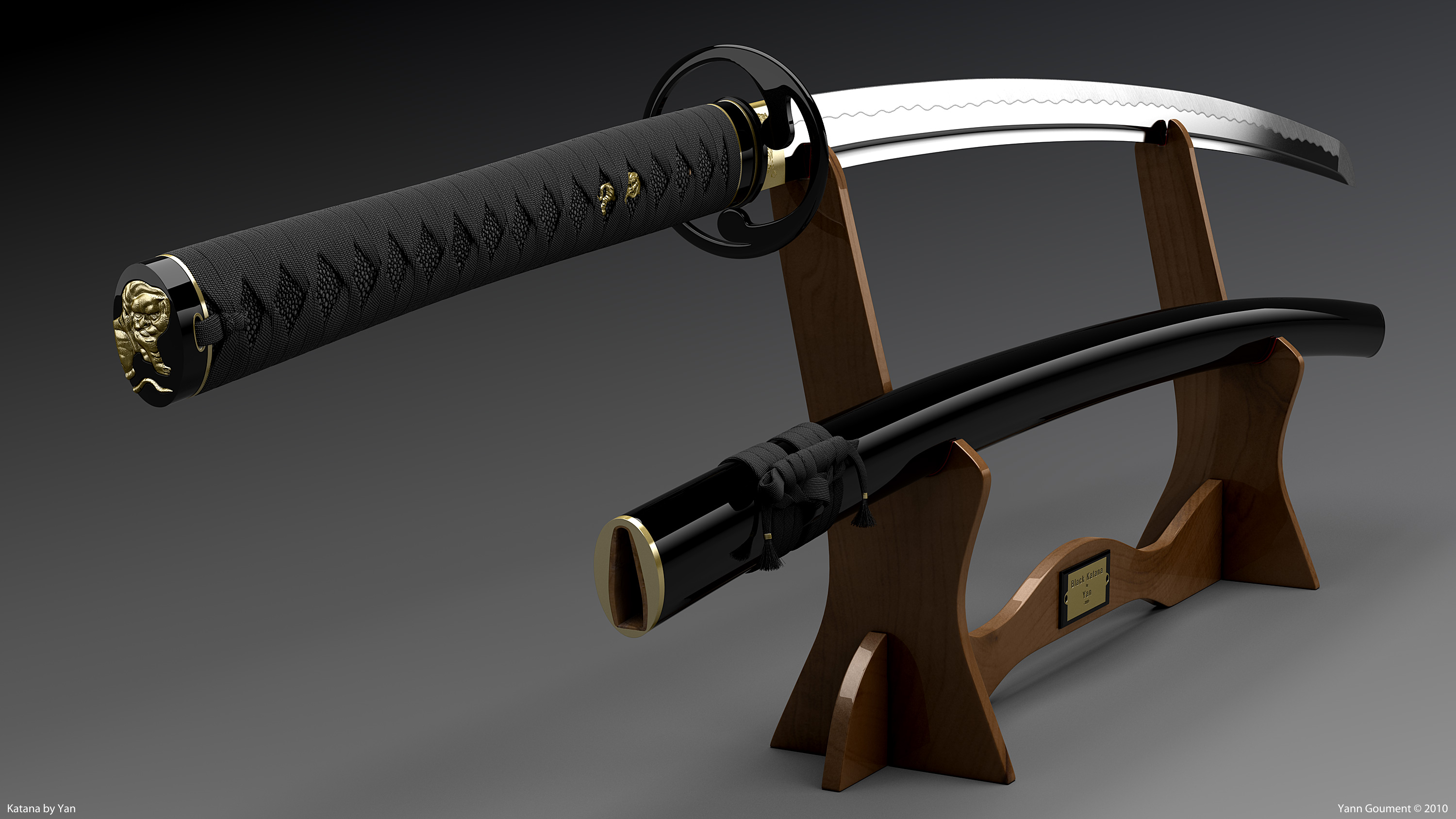 samurai katana wallpaper hd - photo #15